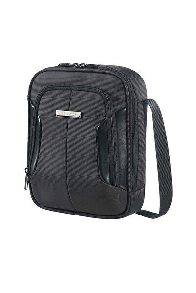 Samsonite Siyah Unisex Xbr - 9,7'' Tablet Ve Omuz Çantası 44551