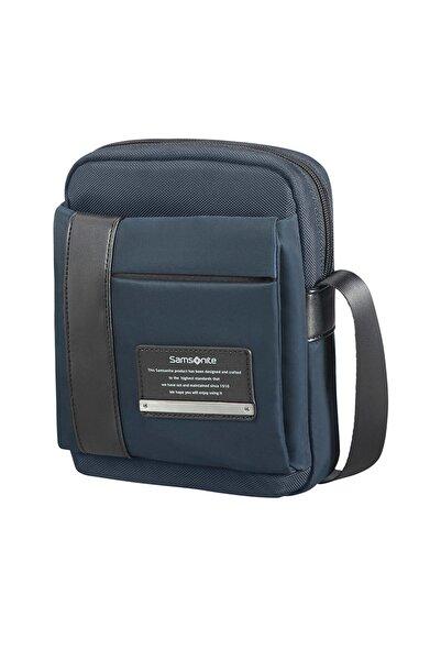 "Samsonite Mavi Unisex Openroad 7.9"" - Tablet Omuz Çantası 11725"
