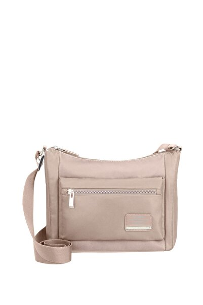 Samsonite Pembe Unisex Openroad Chic Horiz Shoulder Bag 72544