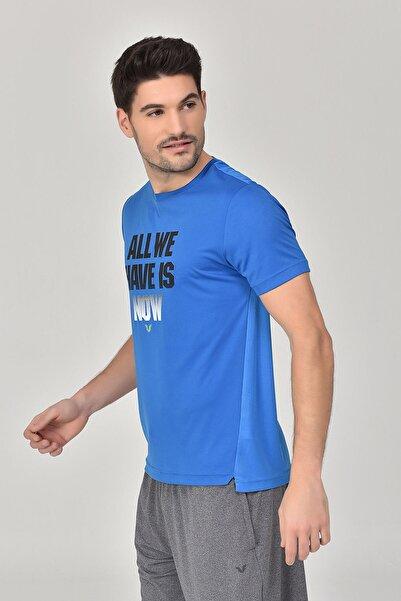 Mavi Erkek T-Shirt GS-8803
