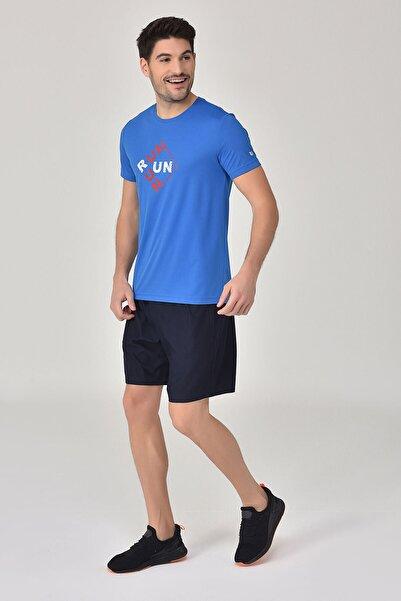 Mavi Erkek T-Shirt GS-8805