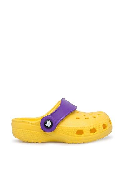 Sarı Mor Unisex Sandalet E012000B