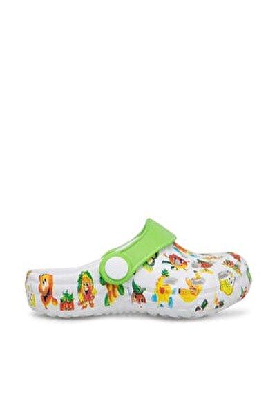 Çocuk Beyaz  Sandalet E009B026