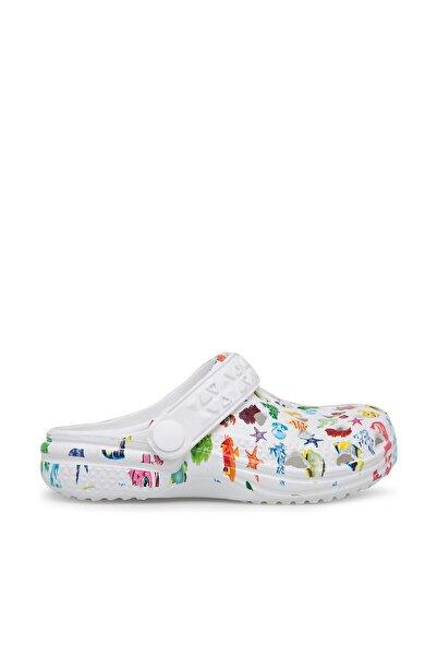 Beyaz Unisex Sandalet E202P016