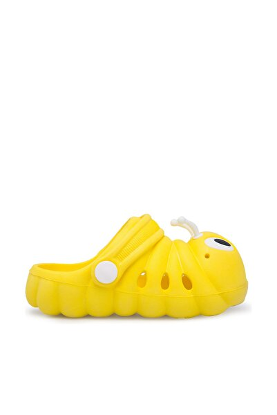 Sarı Unisex Sandalet E082B00