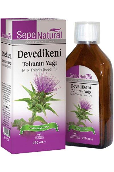 Sepe Natural Devedikeni Tohumu Yağı 250 ml Milk Thistle Seed Oil Deve Dikeni