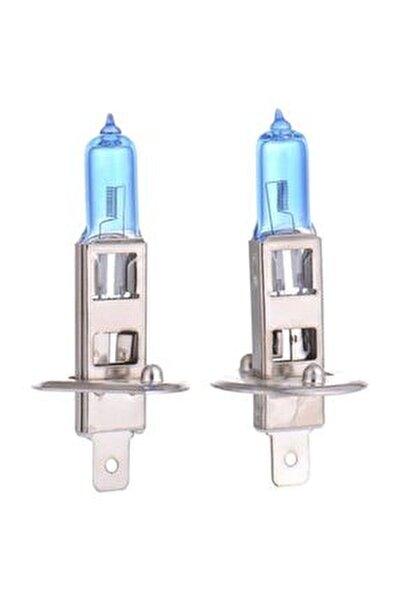 Ampul 12v 100w H1 Sis Beyaz Işık