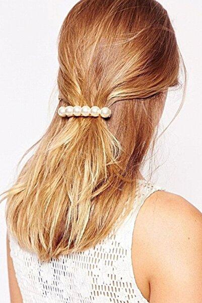 New Obsessions Kadın Angel Pearls Otomatik Toka