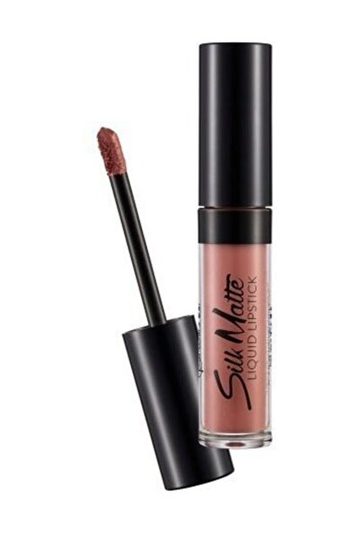 Flormar Likit Mat Ruj - Silk Matte Liquid Lipstick 002 Fall Rose 8690604397280