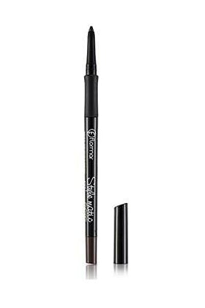 Flormar Kahverengi Eyeliner - Style Matic Eyeliner S01 Chocolate Cream 8690604190485