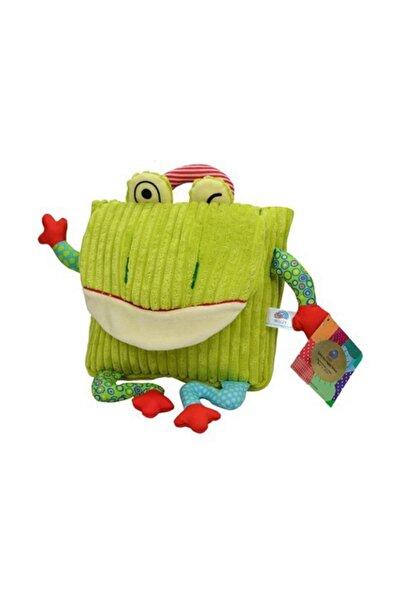 Sozzy Toys SozzyToys Kurbağam sırt Çantası-SZY141