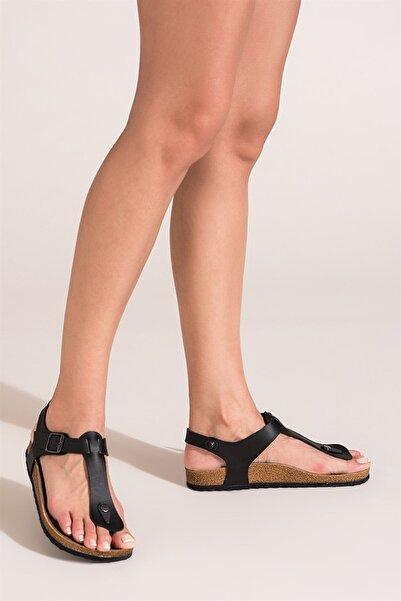 Fox Shoes Kadın Siyah Sandalet B777805009