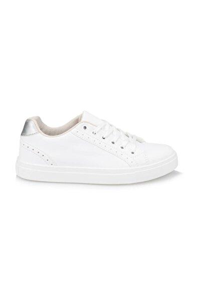 Polaris Beyaz Kadın Sneaker 000000000100377039