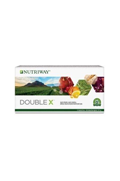 Amway Nutriway Double X 31 Günlük Ürün 186 Tablet