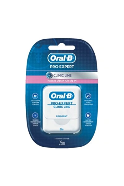 Oral-B Pro-expert Clinic Line Diş Ipi 25 M