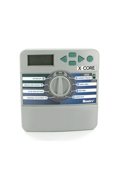 Hunter Otomatik Sulama Kontrol Ünitesi Xc6 Istasyon