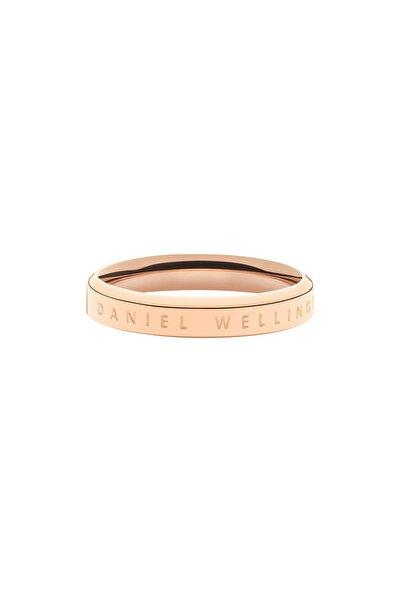 Daniel Wellington Classic Ring Rose Gold 52