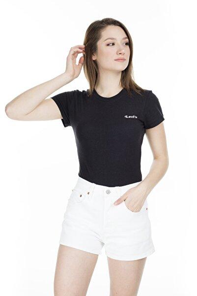 Levi's Kadın Bisiklet Yaka T Shirt  85568