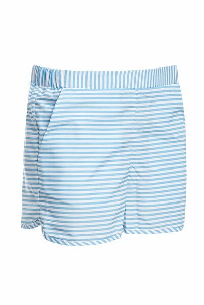 DeFacto Kadın Mavi Yüzme Şortu N2444AZ.20SM.BE61