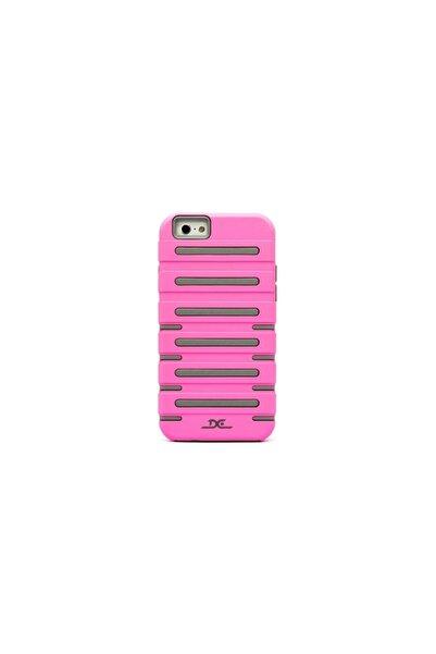 DC Apple Iphone 6/6s Pembe Sert Kapak