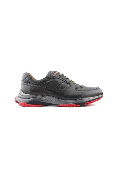 Zirve 13551  Deri Erkek Ayakkabı-haki