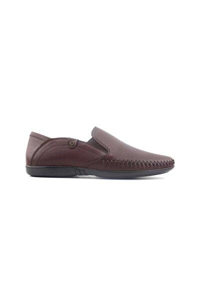 Zirve Hakiki Erkek Ayakkabı-kahve Analin 270011