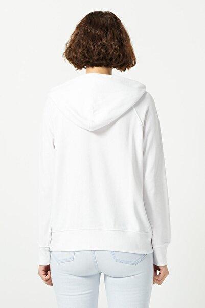 Kadın Graphic Sport Hoodie Sweatshirt 35946-0100