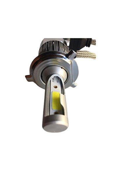 Hsb Motorsiklet H-4 Led Power Led 12v 100/100w Beyaz Işık Zenon Ampul