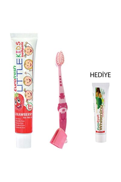Farmasi 3yaş Veüzeri Çocuk Diş Macunu 50gr + Diş Fırçası +hediye