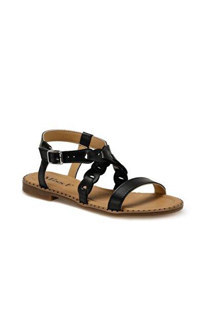 Miss F DS20020 Siyah Kadın Sandalet 100517550