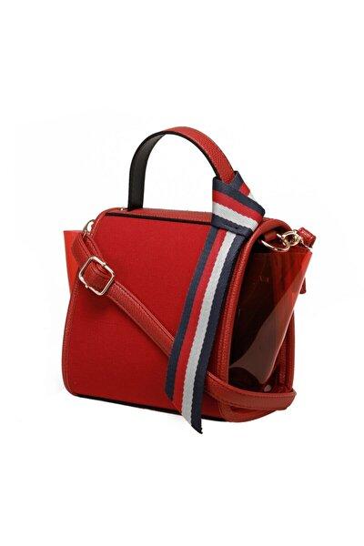 Butigo Kadın El Çantası Kırmızı Swdrn2021