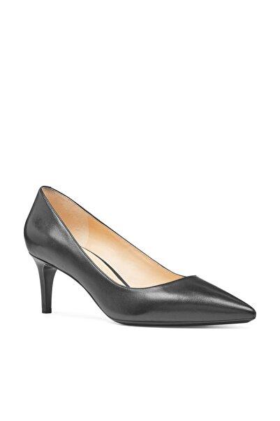 Nine West Soho Siyah Kadın Gova Ayakkabı