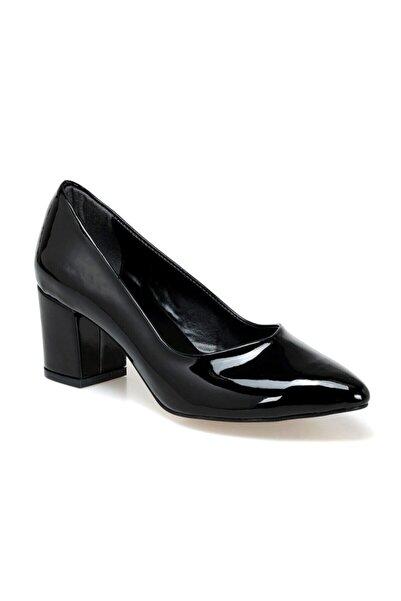 Butigo Bret Siyah Kadın Gova Ayakkabı