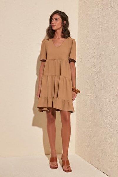 Vizon Geniş Kesim Elbise TWOSS20EL0400