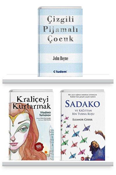 Günışığı Kitaplığı Kraliçeyi Kurtarmak-Sadako-Çizgili Pijamalı Çocuk
