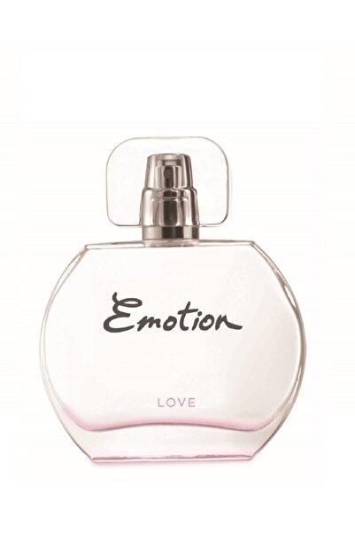 Emotion Love Edt Kadın Parfümü 50 ml