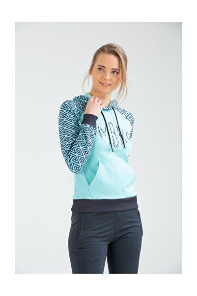 Kadın Kapşonlu Sweat Vc-0013 Macy Sportswear Sweat