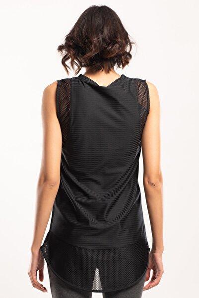 Pull Kadın T-shirt Siyah