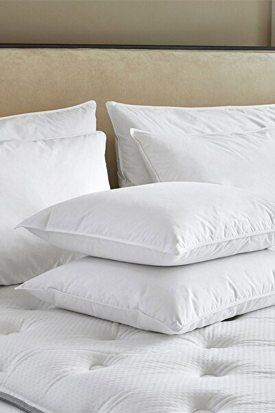 Boncuk Silikon Yastık 950gr/adet 50x70 2 Adet
