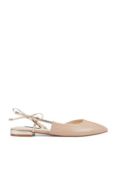 Nine West Rosa Naturel Kadın Sandalet