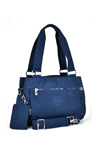 SMART BAGS Lacivert Kadın   Omuz Çantası Smb1125