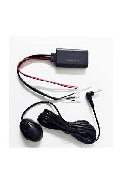Autoline Ford Focus Fiesta 2011-2017 Uyumlu Mikrofonlu Bluetooth Kit