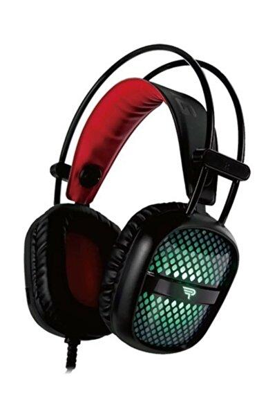 Platoon Pl-2434 Işıklı Mikrofonlu Profesyonel Oyuncu Kulaklığı