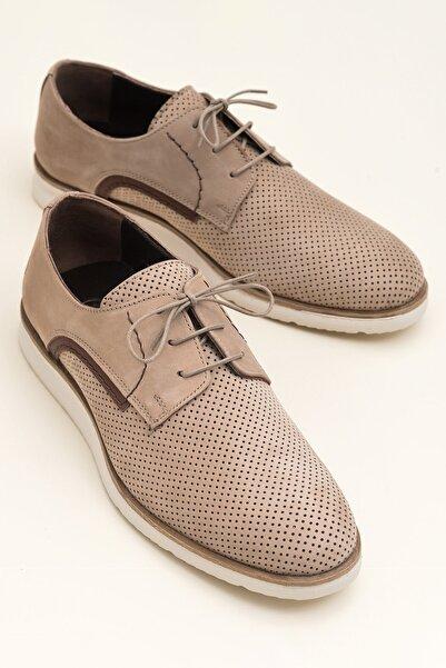 Elle Shoes WADLEY Hakiki Deri Kum Erkek Ayakkabı