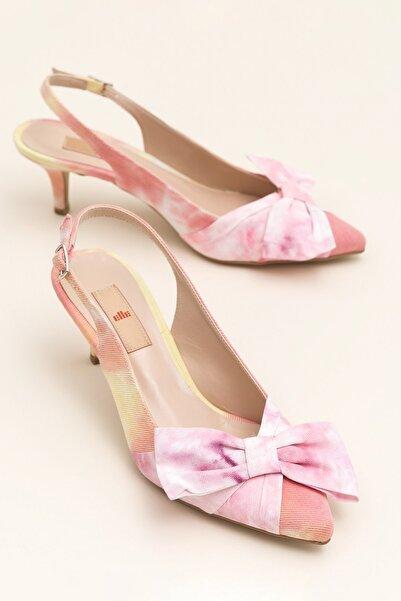 Elle Shoes SHANIAA Somon Kombin Kadın Ayakkabı