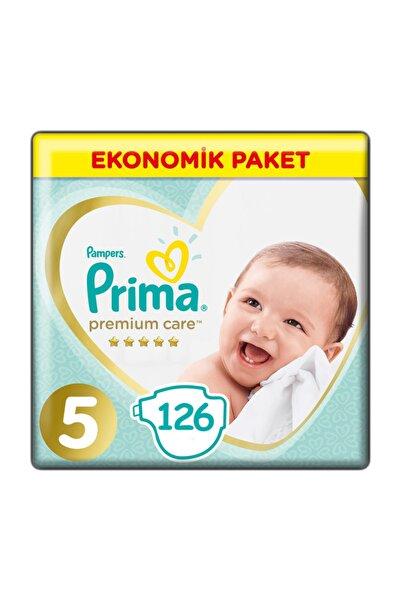 Prima Premium Care Bebek Bezi 5 Beden 11-18 Kg (3*42) 126 Adet