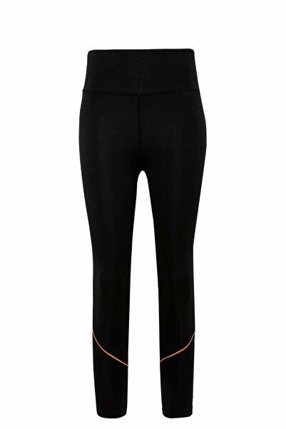 DeFacto Fit Kadın Siyah Slim Fit Sporcu Tayt R0692AZ.20SM.BK27