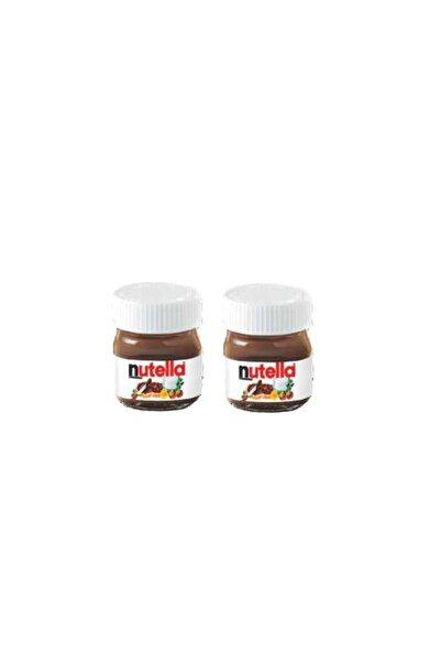 Nutella Kakaolu Fındık Kreması 25 Gr 2 Adet