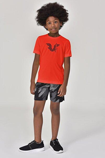 Kırmızı Erkek Çocuk T-Shirt GS-8143