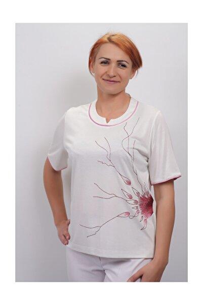 Sude Kadın Kagi Penye Bluz 2113